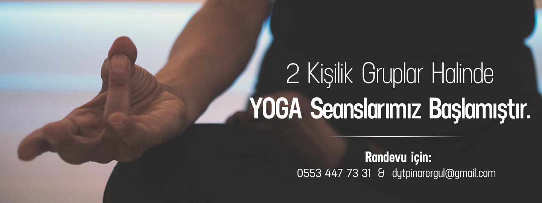 Yoga Seansları Başladı